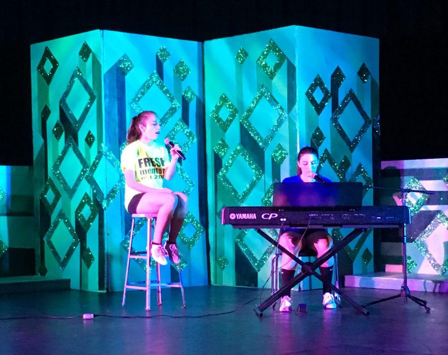 Variety Show Preview: The love of singing brings this act to the stage