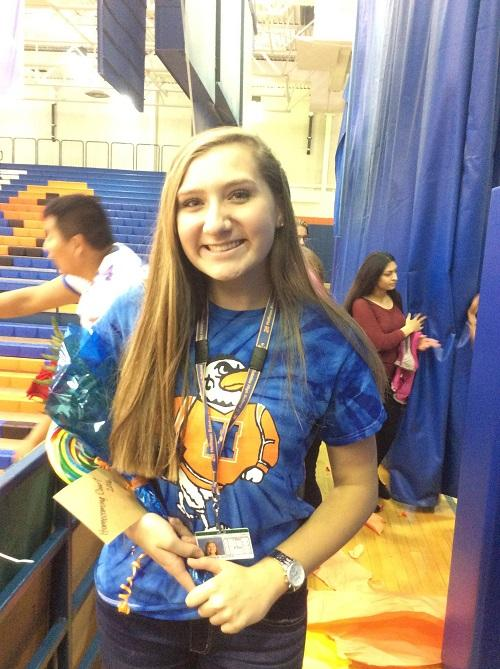 Homecoming Queen Candidate: Hanna Saurbier