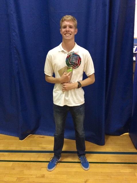 Homecoming King Candidate: Ryan Greenwalt