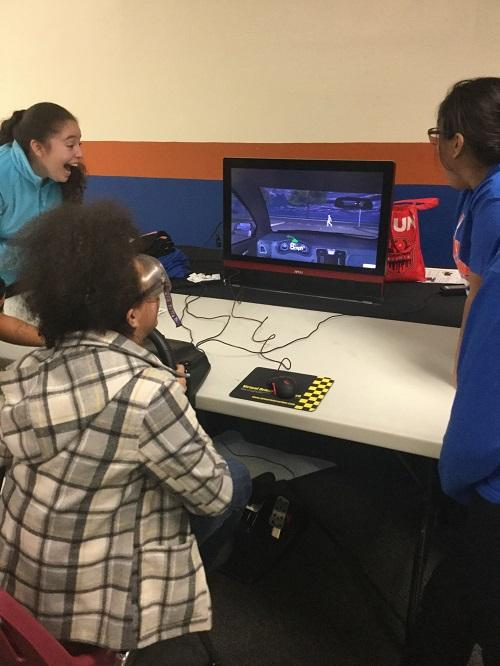 Driving simulator offers real-life opportunity