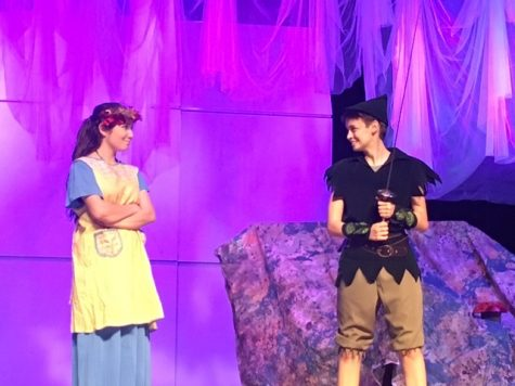 Actor profile: Peter Pan prepares to propel audiences to Neverland