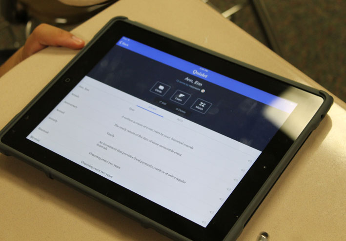 App review: educational apps finding a home at Hoffman