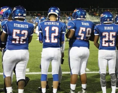HEHS football team sets sights on playoffs