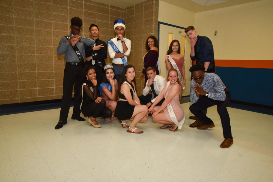 Commentary: HEHS Homecoming Court 2017