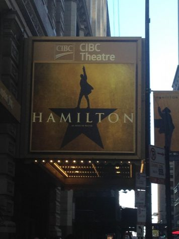 HEHS students score front row seats at Hamilton