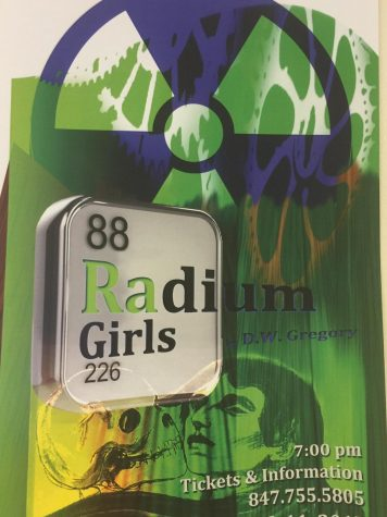 Fall play Radium Girls premieres this week