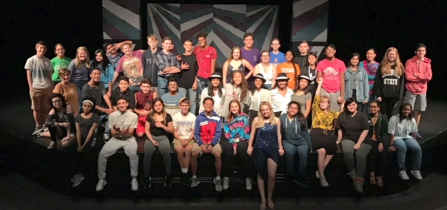 Variety, talent SOAR at this year's Variety Show