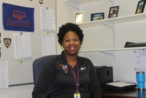 Detective Allen leaves lasting impression on HEHS students, staff