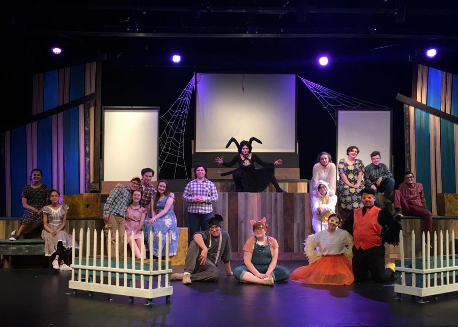 HEHS' Theatre presents Charlotte's Web, a play about friendship