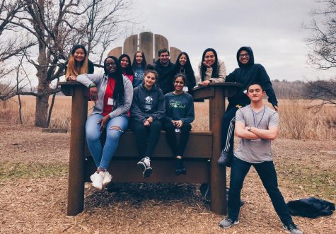 Rotary International treats students to a youth leadership retreat