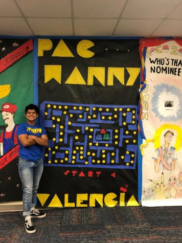 Manny Valencia ensures students feel welcomed at HEHS