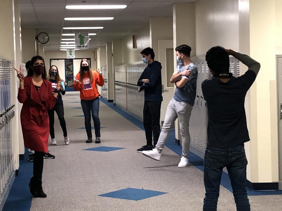 HEHS speech team's journey leads to state competition