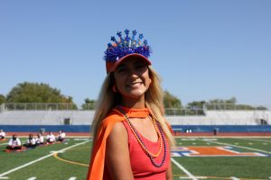 Homecoming Court Spotlight: Venus Perez