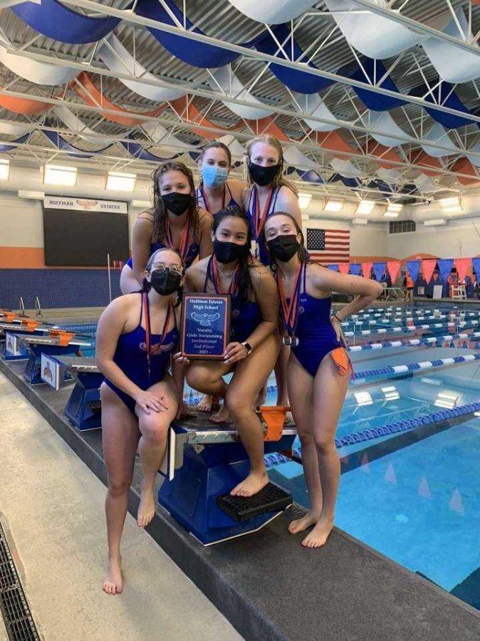 Girls swim team keeps sights set on a successful season